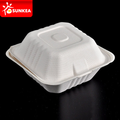 Compostable Ecofriendly Ecosource Clamshell Containers