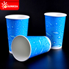 Custom Logo Printed Cold Paper Cup