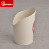 White Chip Cup, French Fries Paper Cup