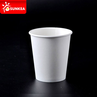 Disposable Vending Machine 7oz Coffee Paper Cup